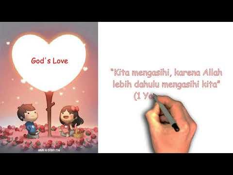 Kasih yang Sesungguhnya, Kasih yang Bertahan (UNCONDITIONAL LOVE)