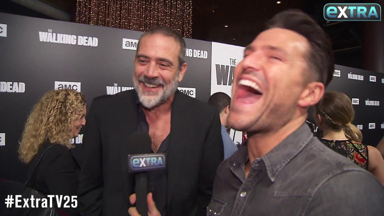 'The Walking Dead' Star Jeffrey Dean Morgan Teases Negan's ...