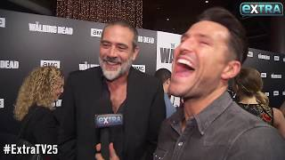 Jeffrey Dean Morgan Teases 'Different Side of Negan' on 'The Walking Dead'