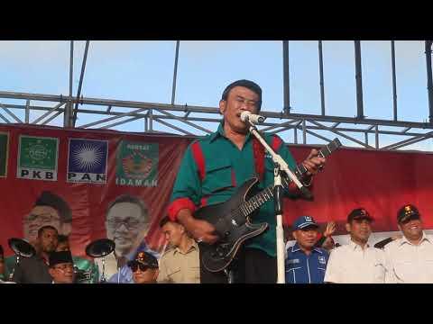 rhoma irama konser lombok timur NTB lagu indonesia