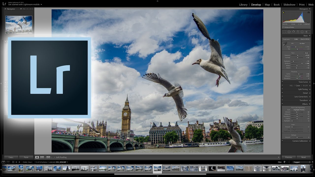 adobe lightroom free trial