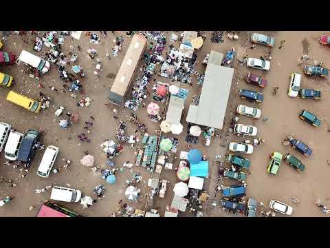 Sunyani Wednesday Market