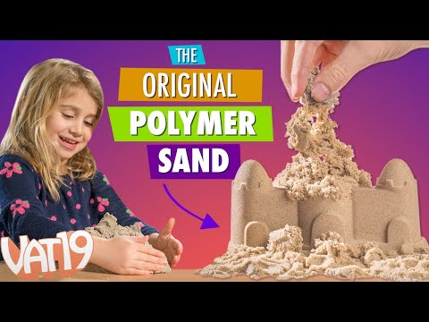 Thumbnail: The Original Kinetic Sand by Brookstone