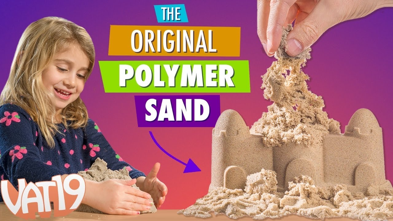 The Original Kinetic Sand by Brookstone