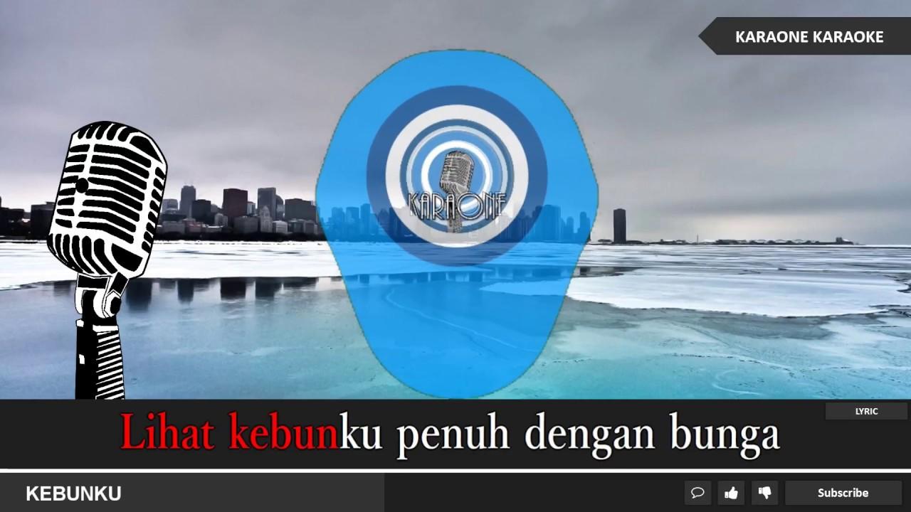 Lagu Anak Indonesia Lihat Kebunku Karaoke Lirik