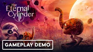 Eternal Cylinder is like 'Spore' on Drugs - Gamescom 2019