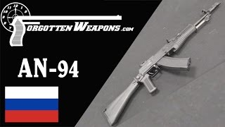 Rocket Surgery: Inside the Russian Nikonov AN94