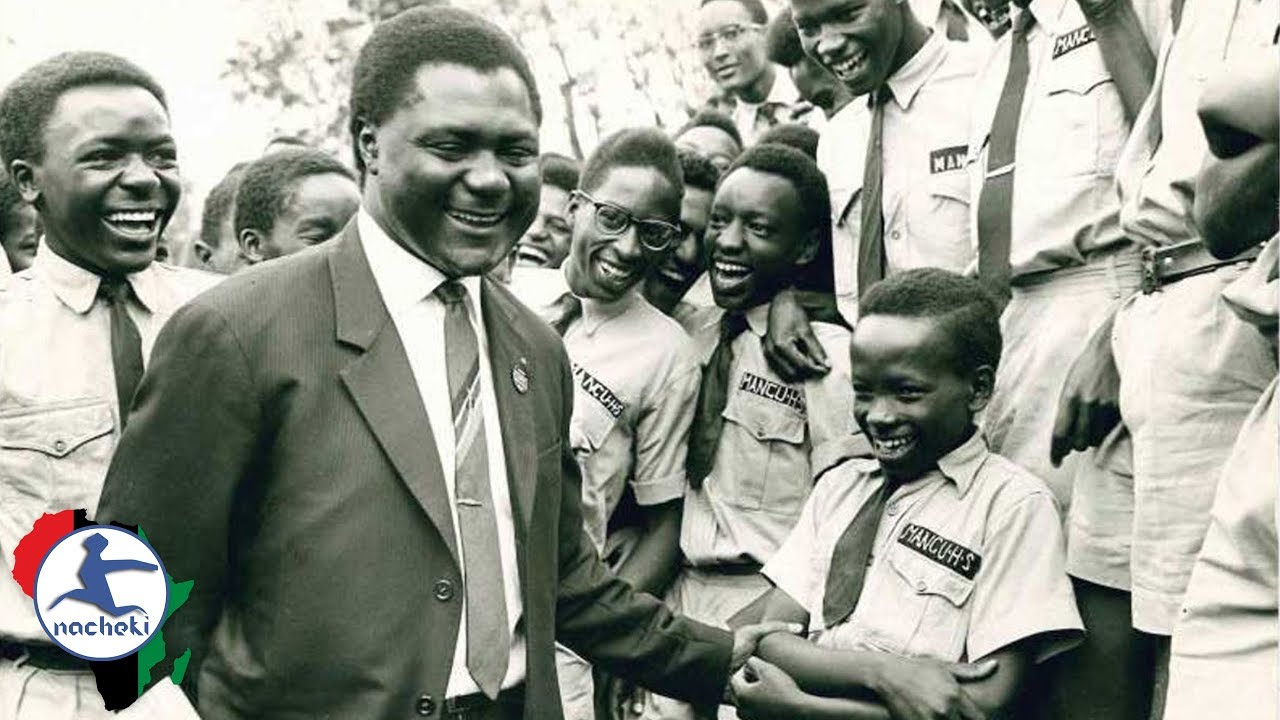 Africa Never Needed Capitalism or Socialism but Pan-Africanism Speech by Tom Mboya