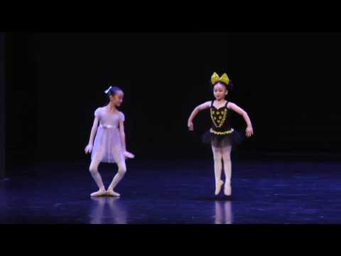 Asia Pacific Dance Competition 2014 - Avril & Kit