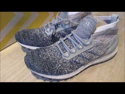 Adidas Ultraboost All Terrain Shoes ATR ASH SILVER   CARBON 27e29ce24
