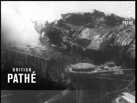 Aircraft Carrier Disaster (1967)