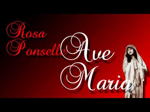 Rosa Ponselle - Ave Maria / Schubert - cleaned by Maldoror