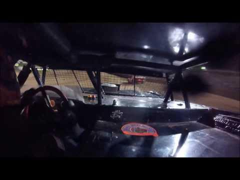 Brett McDonald Heat Race Lernerville Speedway 4/28/17 IN-CAR