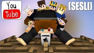 YouTuberların Kanalları Silinseydi - Minecraft Filmi (TR)