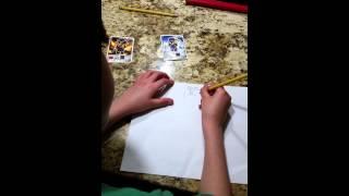 How to draw Jay from Ninjago series 7.