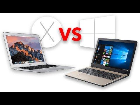 Mac OS vs Windows 10! Mac Book Air vs Asus X542U! Как я переходил с Mac OC  на Windows и обратно - Простые вкусные домашние видео рецепты блюд