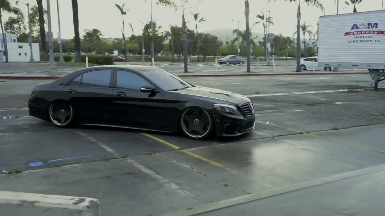 Mercedes S63 Amg Ot Tyuning Atele Boden Autohaus Na Diskah Rotiform
