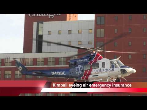 Kimball TN leaders buy themselves air ambulance insurance