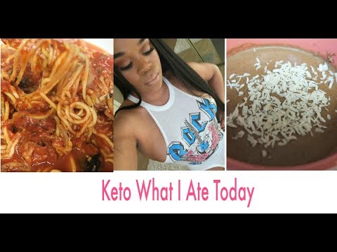 KETO WHAT I EAT IN A DAY FOR WEIGHT LOSS (VEGAN+HEALTHY)