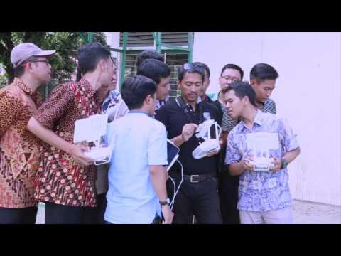 Pelatihan Drone PT. SURVEYOR Indonesia  By Lebel8 Studio