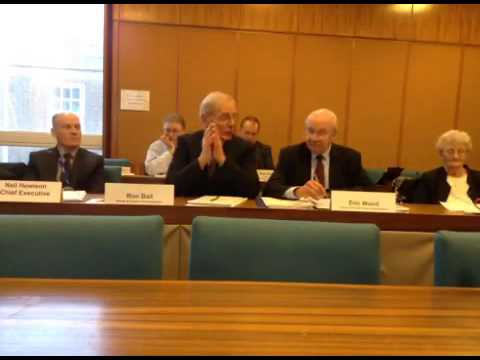 Police and Crime Panel recorded live on 03/02/2015 at 12:03