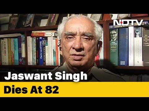 Ex-Union Minister Jaswant
