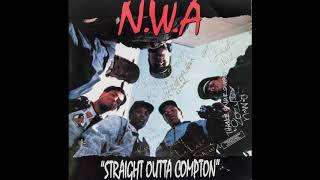 NWA - Straight Outta Compton (1988) | Full LP from Vinyl.