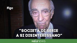 """Figc, Carraro: """"Società di Serie A si disinteressano"""""""