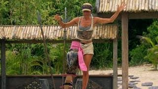 Survivor: Blood vs. Water - Redemption Duel:  A Leg Up