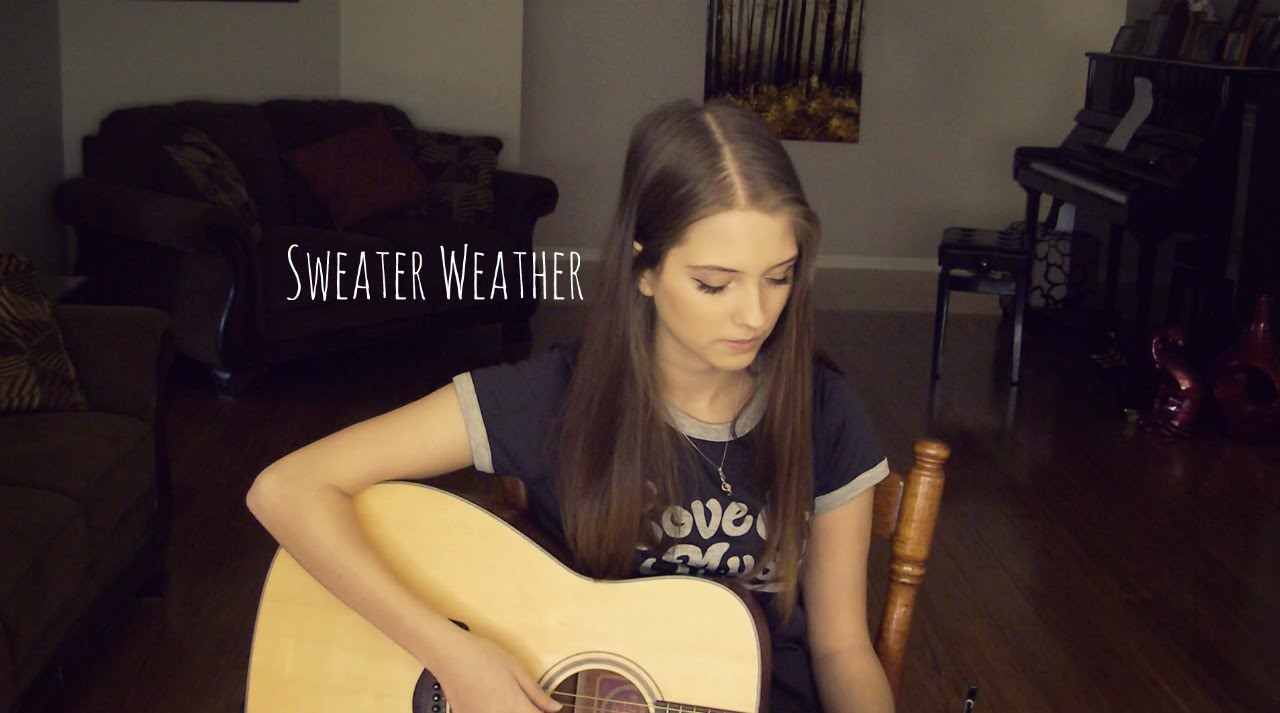 the neighbourhood - sweater weather (rianna corcoran cover) - youtube