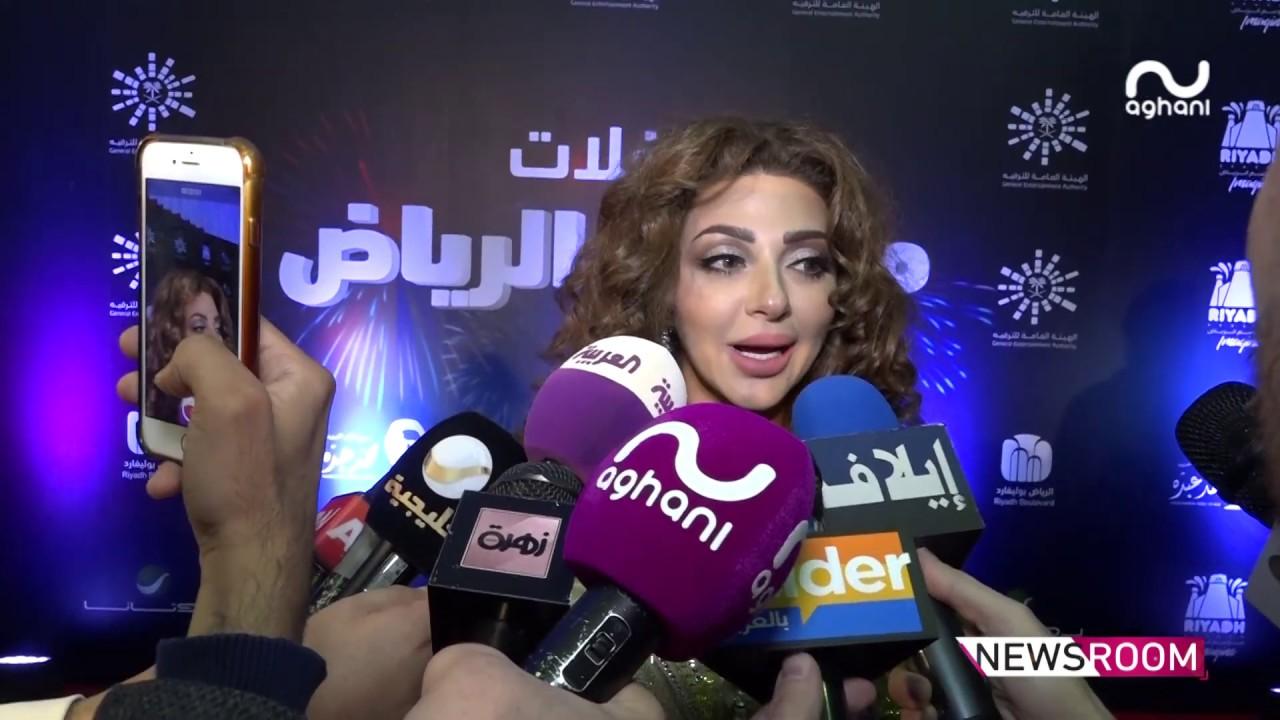 ميريام فارس تغيّر طقوس حفلاتها كرمى أهل السعودية وسعد لمجرد يطلّ للمرة الأولى بعد أزمته القضائية!