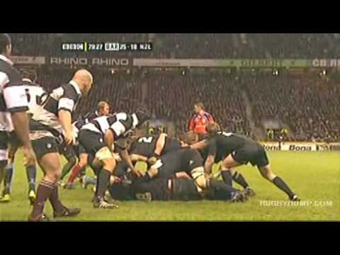 Barbarians vs All Blacks