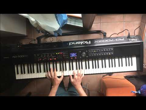 Supertramp Take The Long Way Home Piano Tutorial written & composed by Roger Hodgson