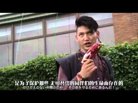 Ultraman ginga s episode 14