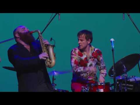"Thomas De Pourquery Supersonic - ""Disco 2100"", live @ Skopje Jazz Festival 2016"
