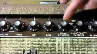 Fender Acoustasonic DSP 30 Acoustic Guitar Amp