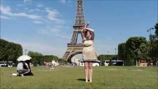 【Jackie】 彼方此方を踊ってみた 【in Paris/おまけ-JapanExpo】 デストリーアリーン 検索動画 8