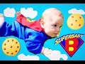SUPER BABY Saves The Day ~ Disney Incredibles Jack Jack