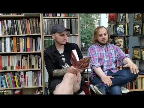 """""""What About Tomorrow? An Oral History Of Russian Punk"""" Book Presentation By Alex Herbert"""