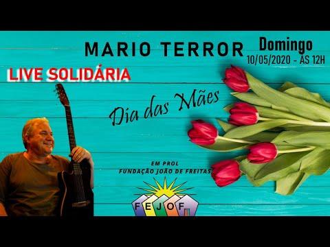 Live Mario Terror  - Dia das Mães
