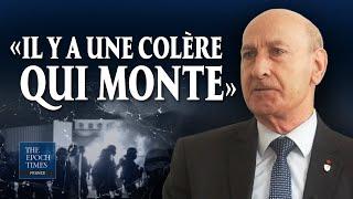 Général Antoine Martinez : « Emmanuel Macron n'aime pas son peuple et le mène au désastre »