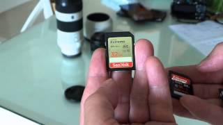 Sony A6000 AF - Trải Nghiệm Lấy Nét