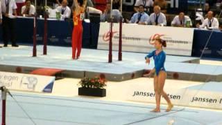 Maria Paseka (RUS) - FX Quals - Challenger Cup 2011