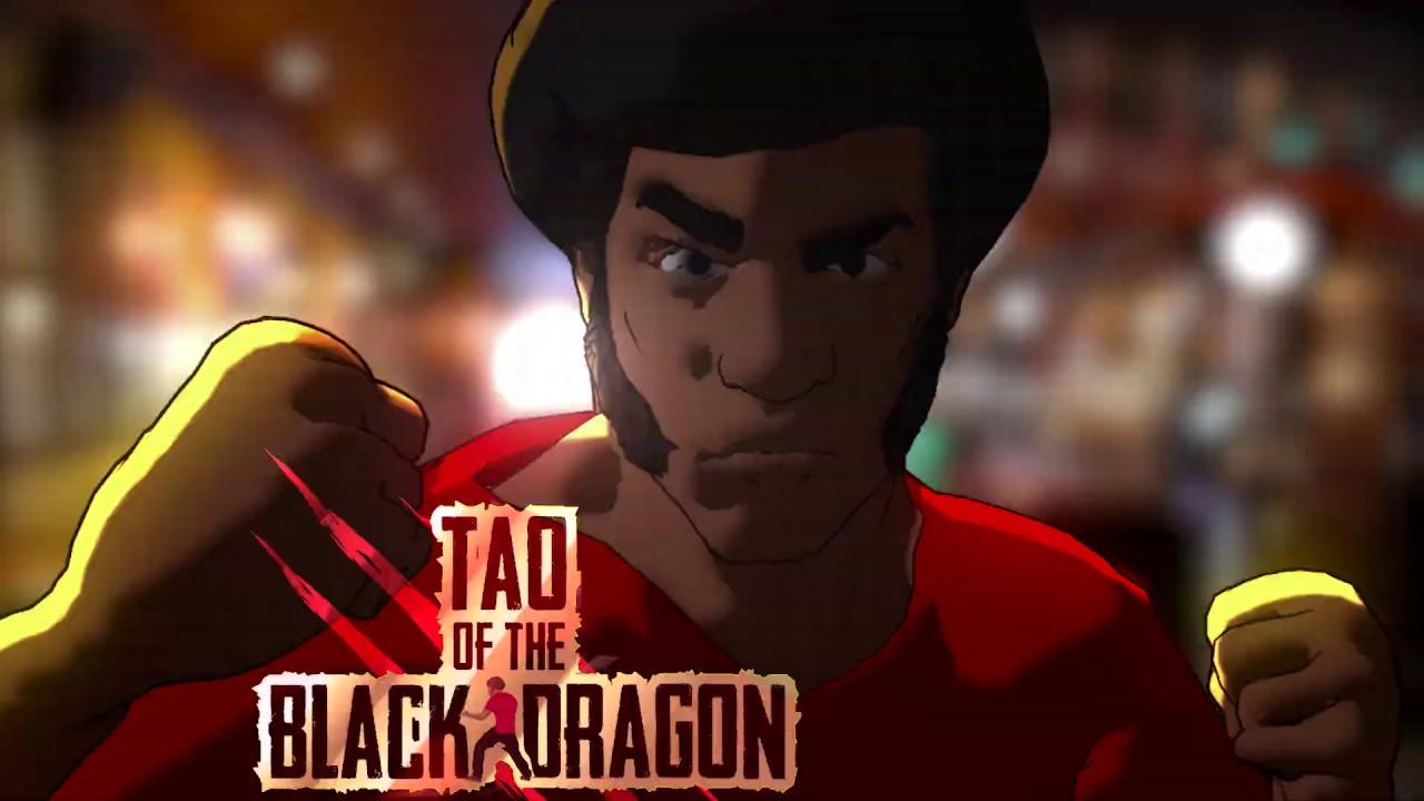 ☯️ TAO OF THE BLACK DRAGON -Teaser Trailer 👊🏽💥