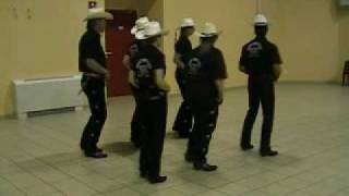 APACHE    COUNTRY LINE-DANCE