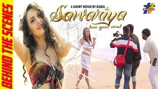 Sawariya Odia song|| Behind the scenes ||The viral love story|| Making of Video