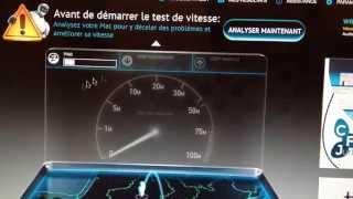 💻 Le SpeedTest de la FIbre Optique !!  [ Livebox Play Fibre ] 2014