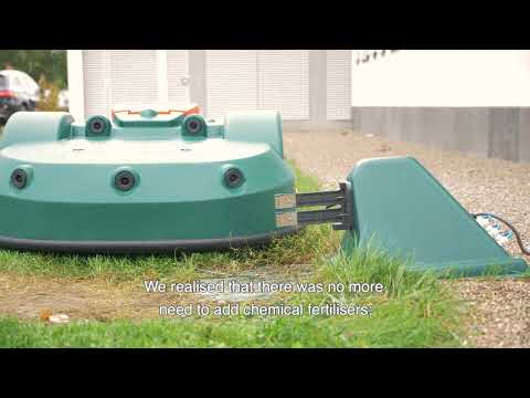 Belrobotics Parcmow For Business