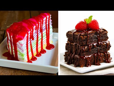 10 Yummy Cake Ideas That Will Have You Breaking All Your Diet Plans!! Amazing Desserts by So Yummy thumbnail