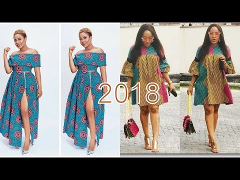 African Outfits for Classical African Ladies 2018